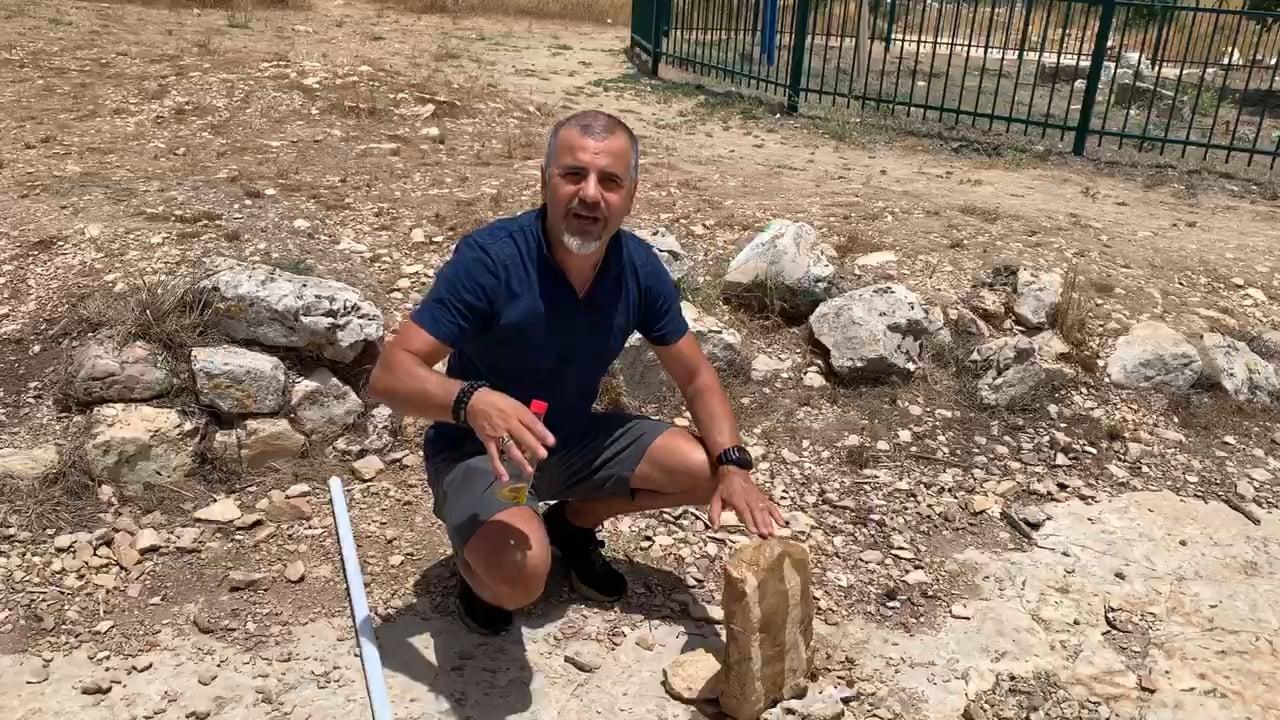 Beit El — The place of Jacob's dream